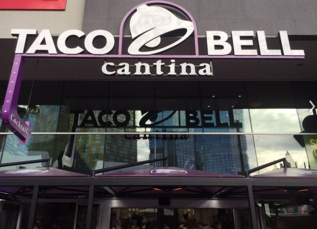 Taco Bell Cantina Eyeing Boston Expansion, May Be Looking at Somerville's Davis Square