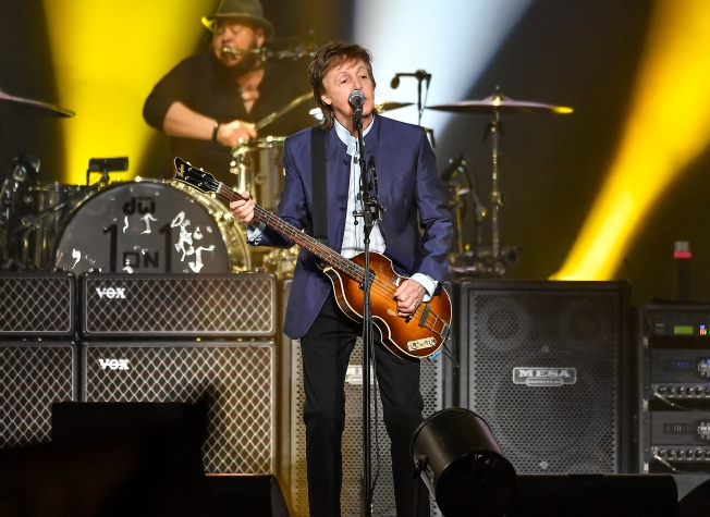 Paul McCartney to Return to Fenway Park for July Concert