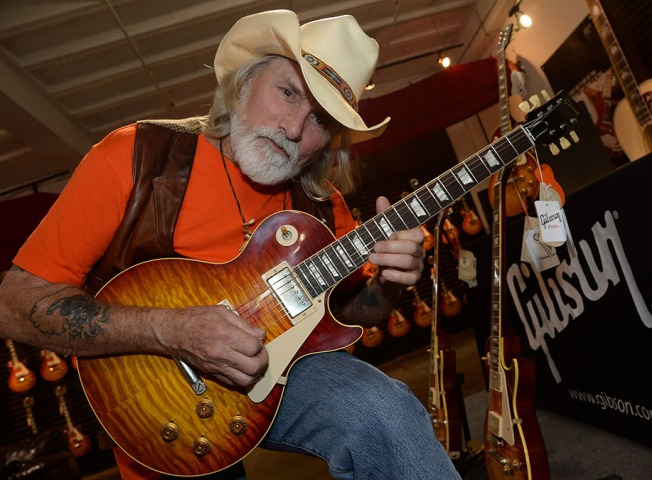 Legendary Allman Brothers Band Guitarist Critical but Stable After Fall at Florida Home