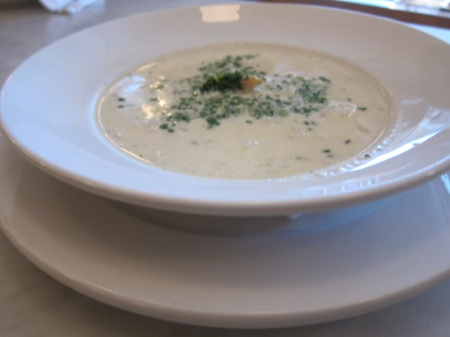 Cape Ann Clam Chowder Recipe