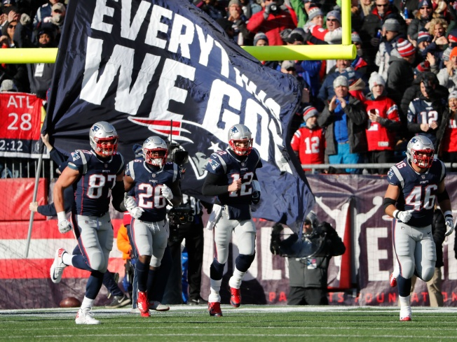 Patriots Hit Back at ESPN 'First Take' Criticism With Twitter Video