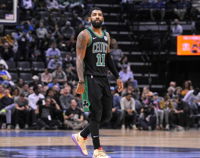 c935cc71c Stephen A. Smith Says Kyrie Irving Will Grant Lakers a Free Agent Interview