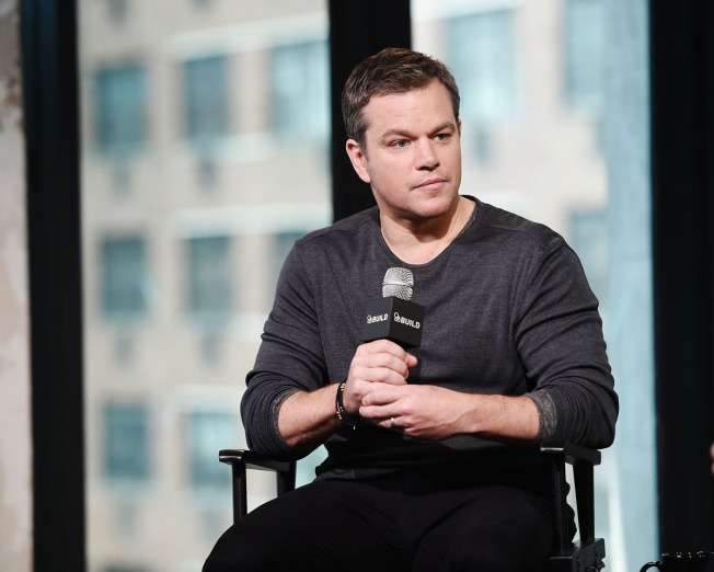 Actor Matt Damon's father dies of cancer
