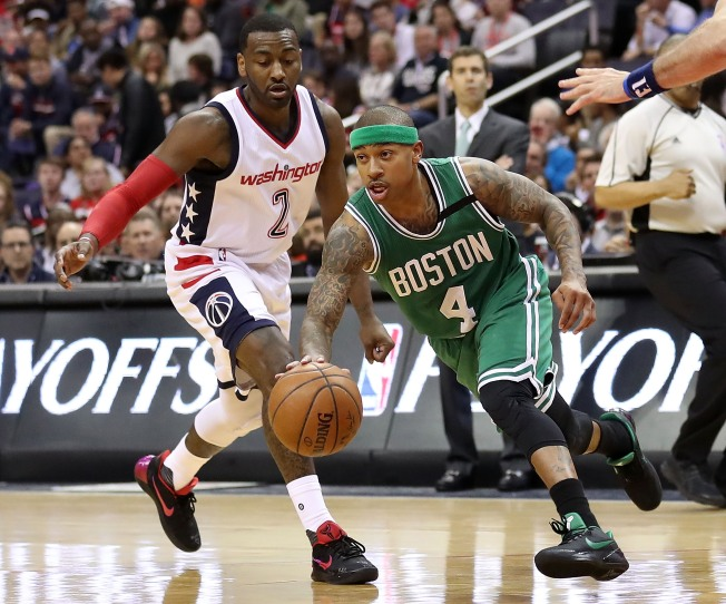 Wizards drop Game 7 to Celtics 115-105
