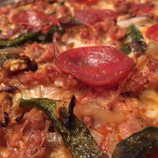 Volo Craft Pizza Opens in Swampscott; Offers Detroit-Style Pizza