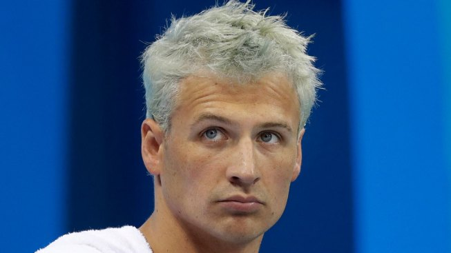 Ryan Lochte 'Feels Like His Life Is Crumbling Under Him' Following Rio Robbery Scandal