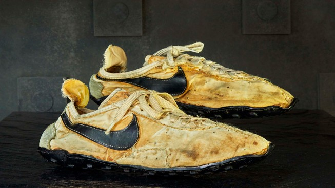 Rare Nike Track Shoes Used in 1972 Olympic Trials Sell for $50K