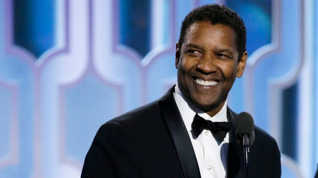 Denzel Washington Is Filming a New Movie in Boston