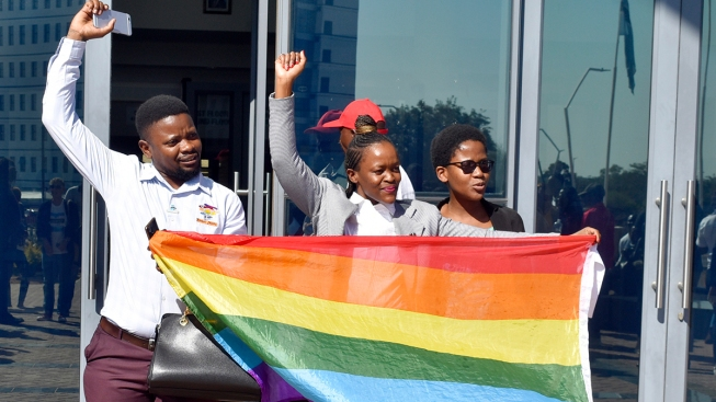 Botswana Decriminalizes Gay Sex in Landmark Africa Case