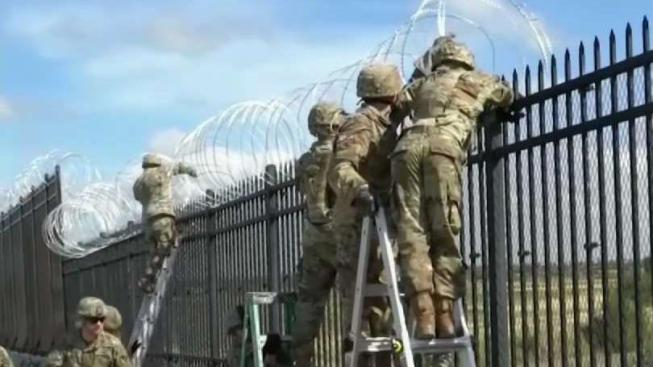 Pentagon Shifting $1.5B More to Border Wall Construction