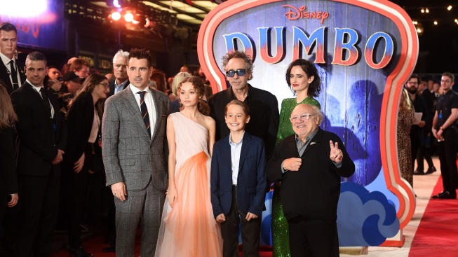 Live-Action 'Dumbo' Struggles to Soar at Box Office