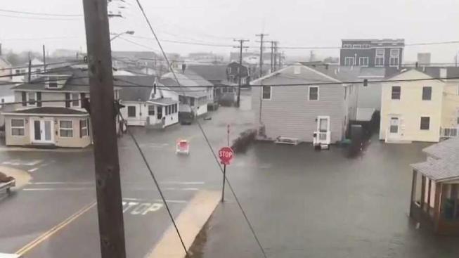 Nor'easter Floods New Hampshire's Seacoast - NBC10 Boston