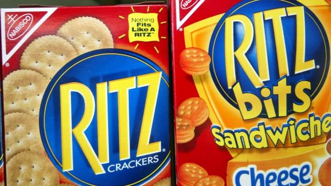 Ritz Cracker Sandwiches, Ritz Bits Products Recalled Over Salmonella Concerns