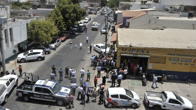 Noted Journalist Javier Valdez Killed in Mexico's Sinaloa