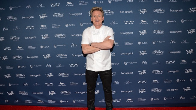 2 Injured at Gordon Ramsay's Las Vegas Restaurant