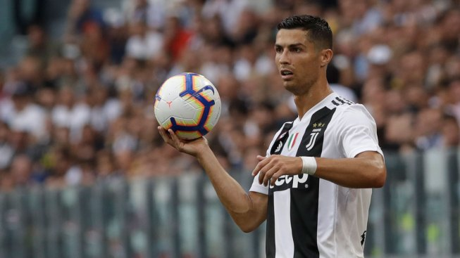 Soccer Star Ronaldo Sued, Accused of Rape by Nevada Woman; Police Reopen Case