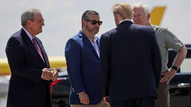 El Paso Mayor Says Trump Insulted Him After Visiting Mass Shooting Victims