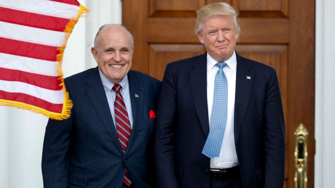 White House Told in May of Ukraine President Zelenskiy's Concern About Giuliani, Sondland