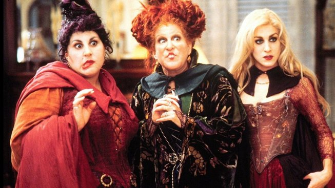 'Hocus Pocus' Returns to AMC Theaters to Celebrate 25th Anniversary