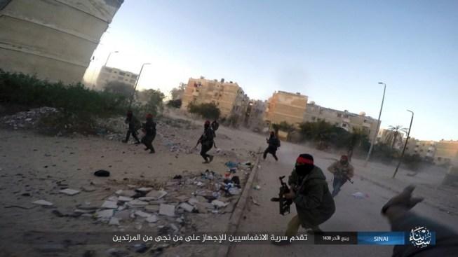 23 Killed in Blitz Car Bomb Attack in Egypt's Sinai
