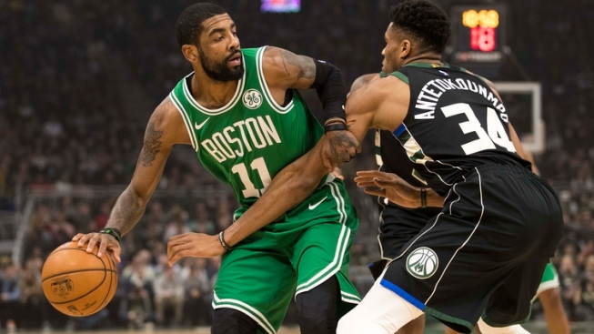 Celtics Co-owner Noncommittal About Kyrie's Future With Celtics