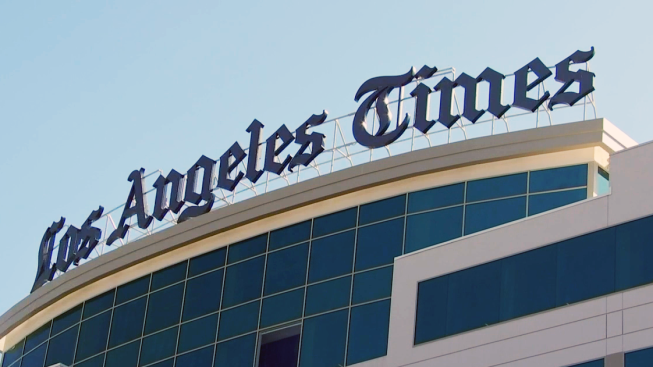 Cyberattack Originating Outside U.S. Prevents Los Angeles Times, Others From Printing Papers