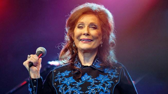 Country Music Legend Loretta Lynn Hospitalized After Stroke