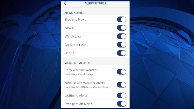 How to Customize News Alerts in the NBC10 Boston App - NBC10 Boston