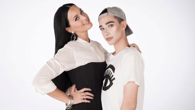 CoverGirl Signs Social Media Sensation James Charles