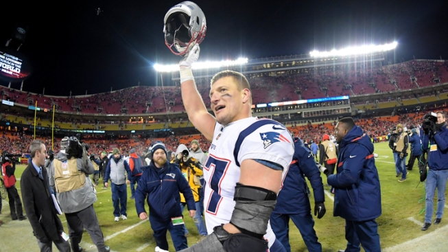 None Better: The Legacy of Rob Gronkowski