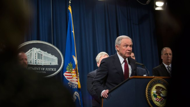 Sessions: No New Special Counsel Yet for Republican Concerns