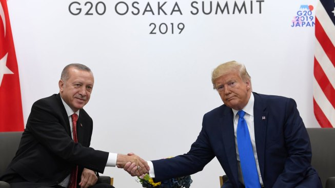 'Don't Be a Tough Guy': Trump's Extraordinary Letter to Erdogan