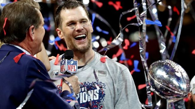 Brady Says He's 'Ready' for Super Bowl Title Defense