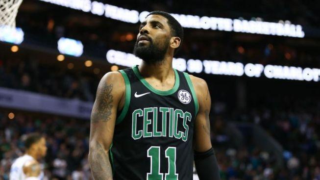 Ainge Still Confident Celtics Can Re-sign Kyrie