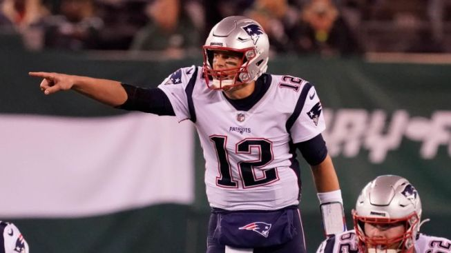 RI Man Accused of Stealing $10,000 Tom Brady Jersey