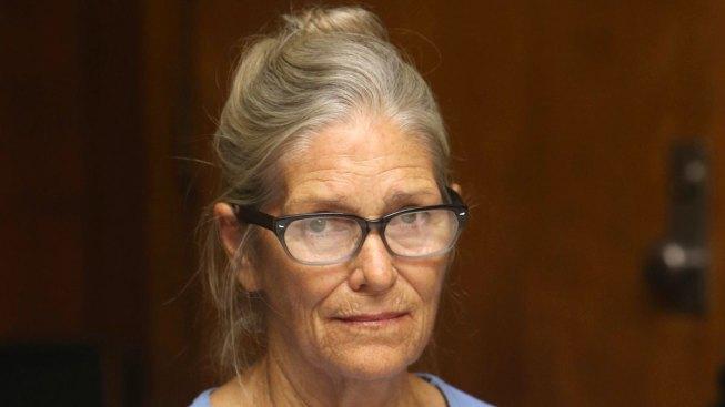 California Governor Won't Free Manson Follower Van Houten