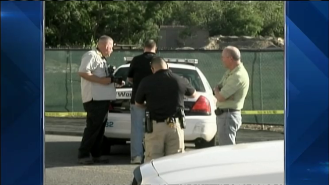 Cops: Suspect Shot After Attempting to Ram Police