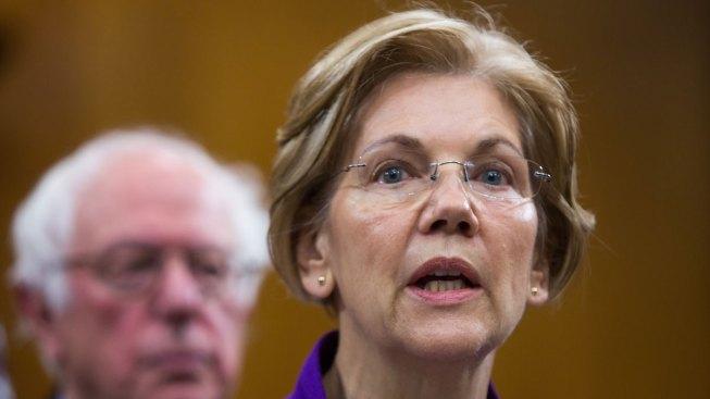 Sen. Warren Aims to Defuse 'Pocohontas' Taunts