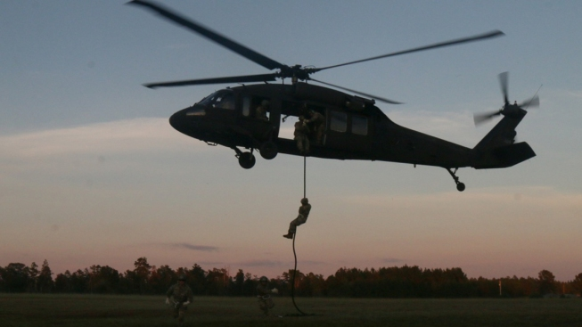 32 Parachuting Soldiers Hurt, 4 Hospitalized in Mississippi