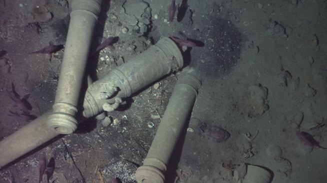 Finally Found: Spanish Ship That Sank With $17B in Gold