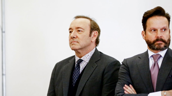 Los Angeles Prosecutors Reject Kevin Spacey Sex Battery Case