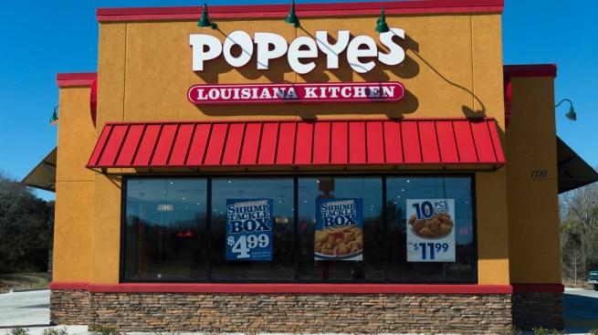 Popeyes to Open in Lynn