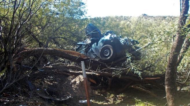 Woman Found After 6 Days in Arizona Desert