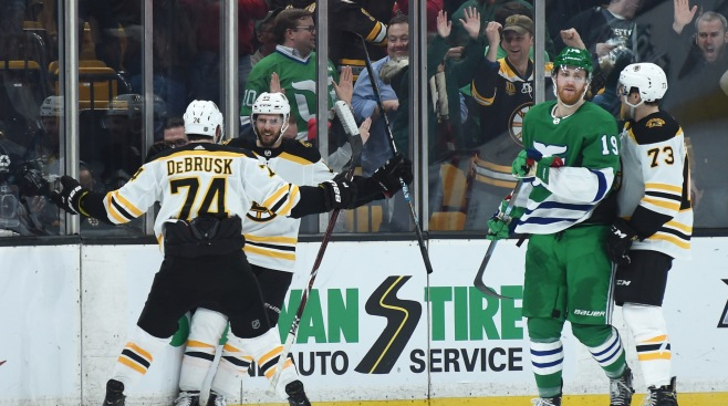 Full Bruins Vs. Hurricanes Schedule Released: Conference Final Dates, Times, TV Channel