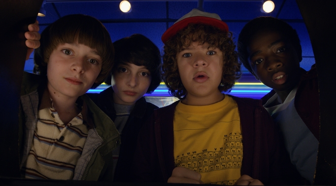 'Stranger Things' Renewed for Season 4... and Traveling Outside of Hawkins