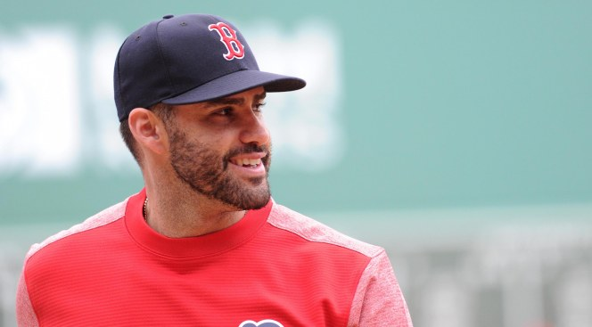 J.D. Martinez: I Want to Be in Boston 'for the Rest of My Career'