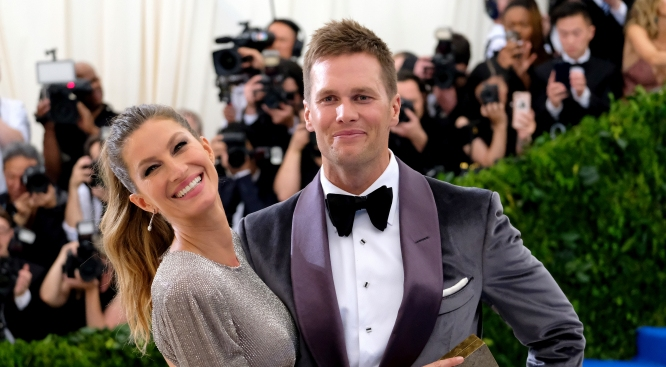 Report: Tom Brady's Brookline Home Already Has Potential Buyers Lined Up