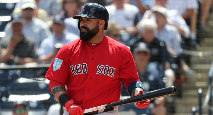 Report: Red Sox 'Actively Discussing' Possible Sandy Leon Trades