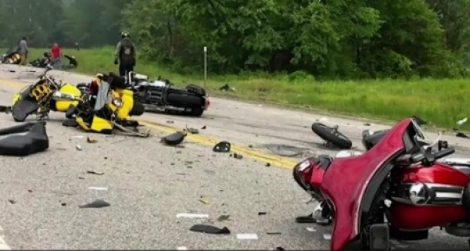 Deadly NH Motorcycle Crash: Police Detail Investigation Into Collision That Killed 7