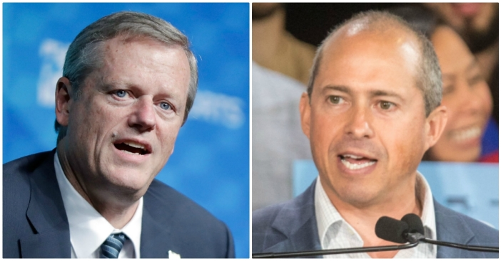 Gov. Baker, Democratic Challenger Gonzalez Square Off in First Debate